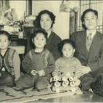 Tướng Choi và gia đình