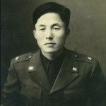 General Choi in his Army uniform