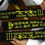 FGMR III Dan Belts